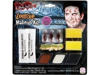 Meikkisetti zombie