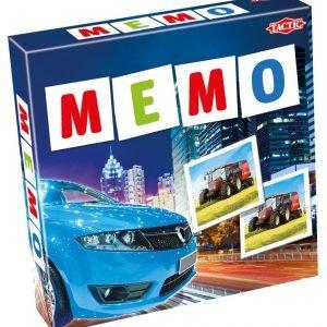 Memo+ Ajoneuvot (valokuvat)