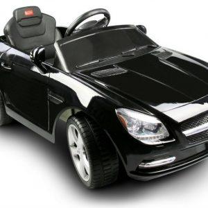 Mercedes Benz SLK Sähköauto Musta