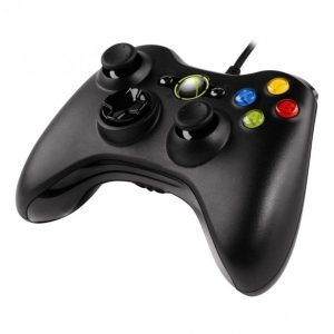 Microsoft Xbox360 Ohjain Musta