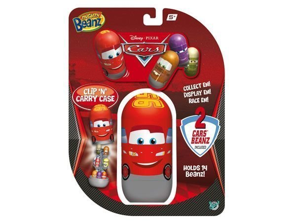 Mighty Beanz Cars Pop Up Case