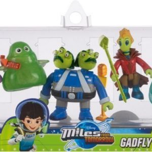 Miles From Tomorrowland Figures 5-pack