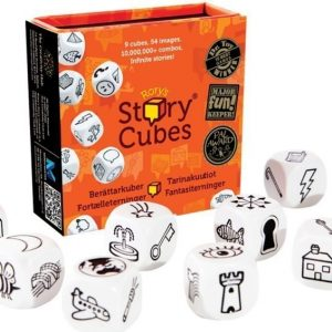 Mindtwister Lastenpeli Rory's Story Cubes