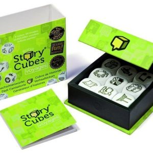 Mindtwister Lastenpeli Rory's Story Cubes Voyages