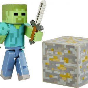 Minecraft Zombie 7cm