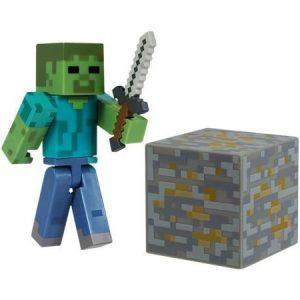 Minecraft Zombien-hahmo