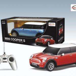 Mini Cooper 1:24 Radio-Ohjattava