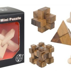 Mini Puzzle -palikkatestit