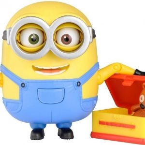 Minions Deluxe Action figures Bob With Teddy Bear