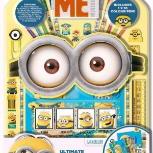 Minions Multi-piece Stationery Set