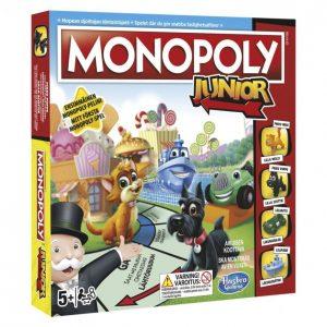 Monopoly Junior Peli