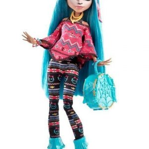 Monster High Brand-Boo Students Doll Isi Dawndancer