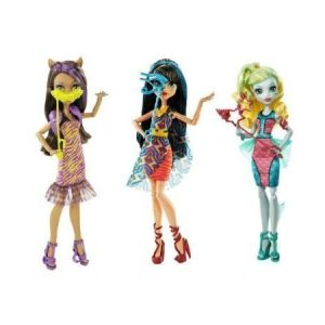 Monster High Dance the fright away nuket