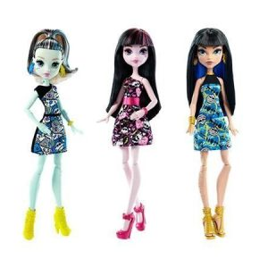 Monster High Perusnukke