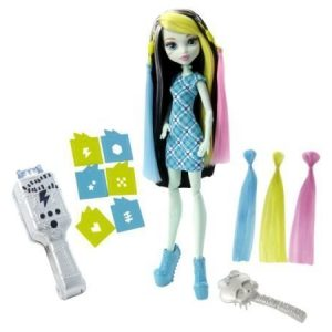 Monster High Voltageous Hair frankie