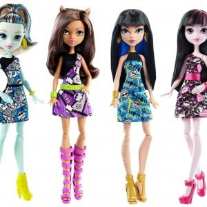 Monsterhigh Basic Nukke