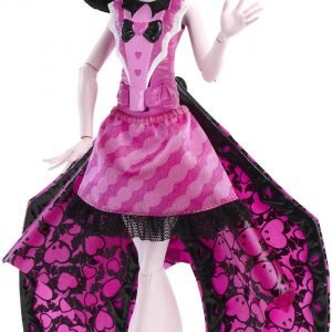 Monsterhigh Ghoul-To-Bat Draculaura Nukke