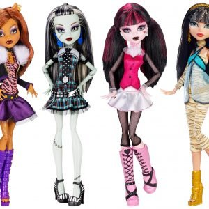 Monsterhigh Original Ghouls Nukke
