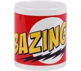 Muki The Big Bang Theory Bazinga