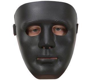 Musta patsas naamari