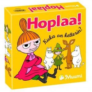 Muumi Hoplaa! -toimintapeli