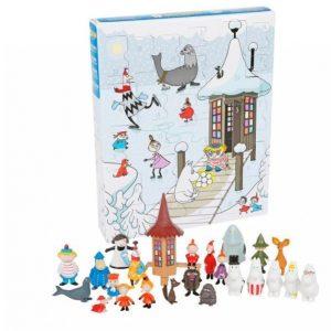 Muumi Joulukalenteri