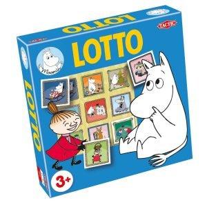 Muumi Lotto Lastenpeli