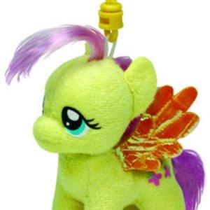 My Little Pony 10 Cm Pehmolelu Klipsillä