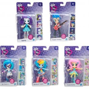 My Little Pony Equestria Girls Mini Nukke