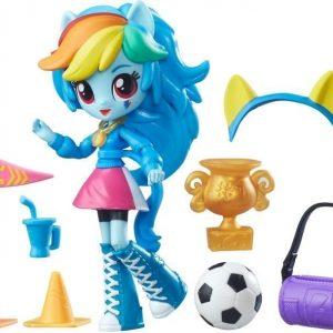 My Little Pony Equestria Girls Minis Character Accessory Rainbow Dash School Pep Rally