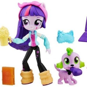 My Little Pony Equestria Girls Minis Character Accessory Twilight Sparkle Slumber Party