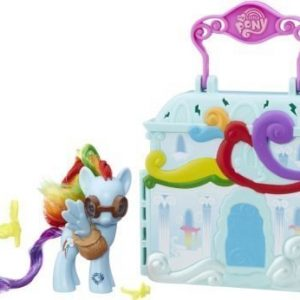 My Little Pony Explore Equestria Manehattan Rainbow Dash Cloudominium