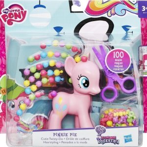 My Little Pony Fashion Pony Hair Play Pinkie Pie