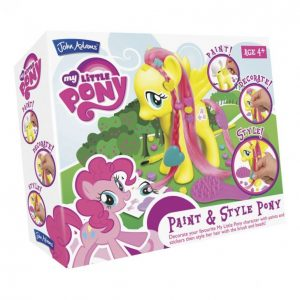 My Little Pony Paint & Style