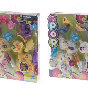 My Little Pony Pop Pony 13 Cm Ja Tarvikkeet
