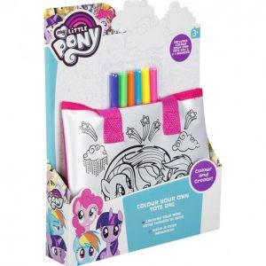 My Little Pony Väritettävä Käsilaukku