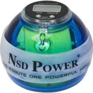 NSD-Power LED kierroslukumittarilla