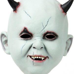 Naamari Baby face with horns