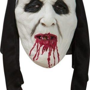 Naamari Mask Scary Nun