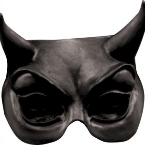 Naamiaisasu Black Devil -naamari
