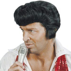 Naamiaisasu Elvis-peruukki