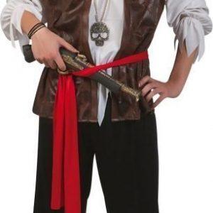 Naamiaisasu Karibian piraatti