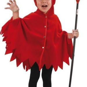Naamiaisasu Kid Devil Poncho 92-104cm