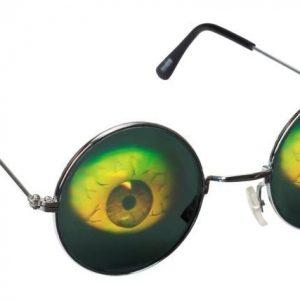 Naamiaisasu - hologrammi-aurinkolasit