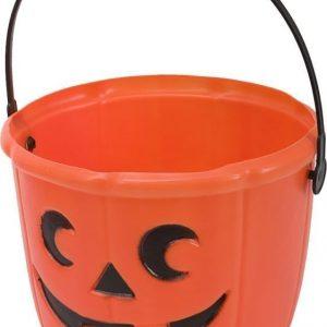 Naamiaiset Halloween karkkiämpäri