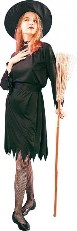 Naamiaispuku aikuisille Black witch