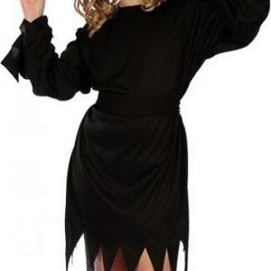 Naamiaispuku lapsille Black witch 122-134