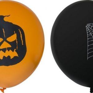 Naamiaset Halloween-pallot 8-pack