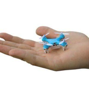 Nano Color Quad Microhelikopteri