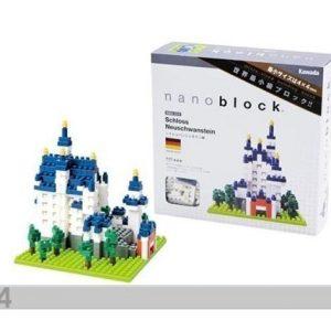 Nanoblock Nanoblock Mini Neuschwansteinin Linna